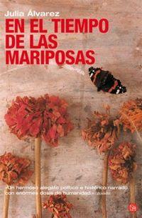 Libro EN EL TIEMPO DE LAS MARIPOSAS