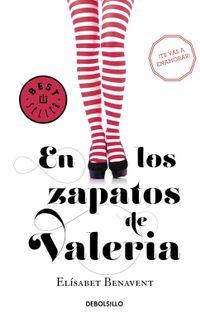 Libro EN LOS ZAPATOS DE VALERIA