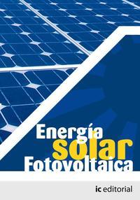 Libro ENERGIA SOLAR FOTOVOLTAICA