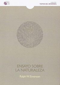 Libro ENSAYO SOBRE LA NATURALEZA