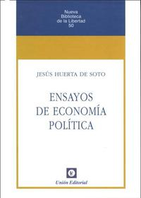 Libro ENSAYOS DE ECONOMÍA POLÍTICA