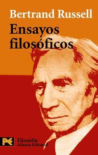Libro ENSAYOS FILOSOFICOS