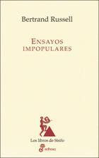 Libro ENSAYOS IMPOPULARES