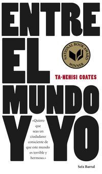 Libro ENTRE EL MUNDO Y YO