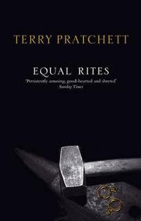Libro EQUAL RITES