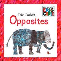 Libro ERIC CARLE S OPPOSITES