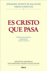 Libro ES CRISTO QUE PASA