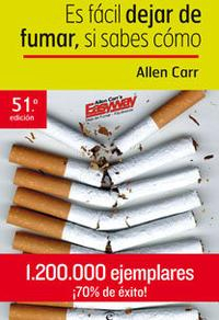 Libro ES FACIL DEJAR DE FUMAR SI SABES COMO