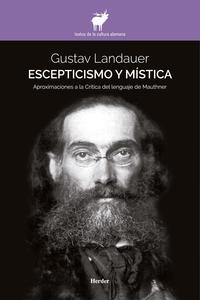 Libro ESCEPTICISMO Y MISTICA: APROXIMACIONES A LA CRITICA DEL LENGUAJE DE MAUTHNER