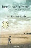 Libro ESCRIBIR ES VIVIR