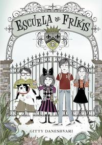 Libro ESCUELA DE FRIKIS