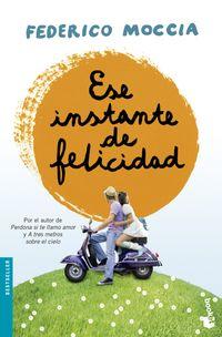 Libro ESE INSTANTE DE FELICIDAD