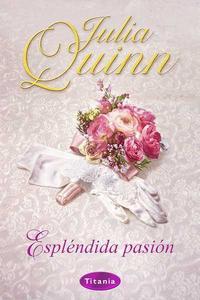 Libro ESPLENDIDA PASION