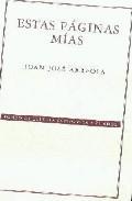 Libro ESTAS PAGINAS MIAS
