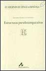 Libro ESTRUCTURAS PSEUDOCOMPARATIVAS