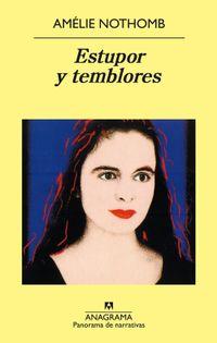 Libro ESTUPOR Y TEMBLORES