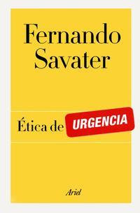 Libro ETICA DE URGENCIA