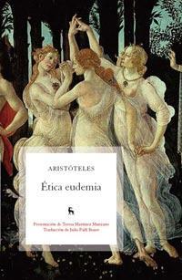 Libro ETICA EUDEMIA