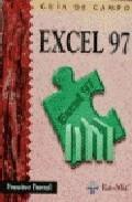 Libro EXCEL 97: GUIA DE CAMPO
