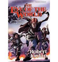 Libro EYE OF THE WORLD: GRAPHIC NOVEL VOL 4