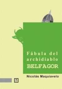 Libro FABULA DEL ARCHIDIABLO BELFAGOR