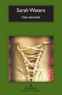 Libro FALSA IDENTIDAD