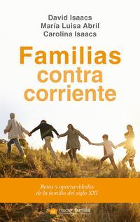 Libro FAMILIAS CONTRACORRIENTE