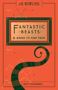 Libro FANTASTIC BEASTS AND WHERE TO FIND THEM