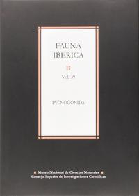 Libro FAUNA IBERICA: PYCNOGONIDA