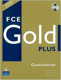 Libro FCE GOLD PLUS SB + CD ROM NE