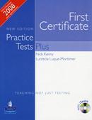 Libro FCE PRACTICE TEST PLUS NO KEY + CD ROM