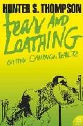 Libro FEAR AND LOATHING ON THE CAMPAIGN TRAIL  72