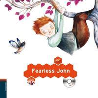 Libro FEARLESS JOHN= JUAN SIN MIEDO