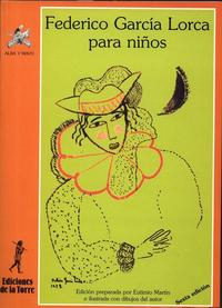 Libro FEDERICO GARCIA LORCA PARA NIÑOS