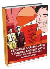 Libro FEDERICO GARCIA LORCA Y MANUEL ANGELES ORTIZ