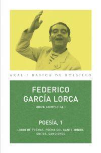 Libro FEDERICO GARCIA LORCA: OBRA COMPLETA