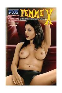 Libro FEMME X, ESPECIAL INVIERNO