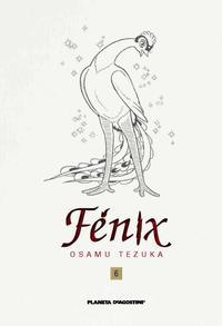 Libro FENIX Nº 06: DEL DIOS DEL MANGA