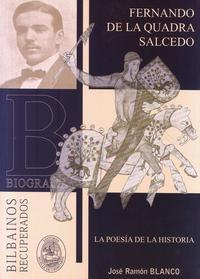 Libro FERNANDO DE LA CUADRA SALCEDO