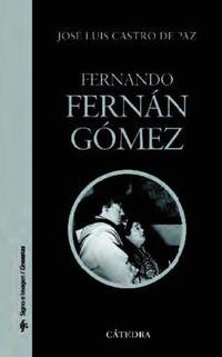 Libro FERNANDO FERNAN-GOMEZ