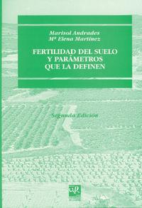 Libro FERTILIDAD DEL SUELO Y PARAMETROS QUE LA DEFINEN