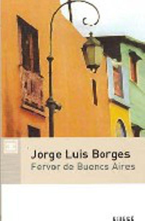 Fervor De Buenos Aires Jorge Luis Borges