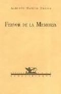 Libro FERVOR DE LA MEMORIA
