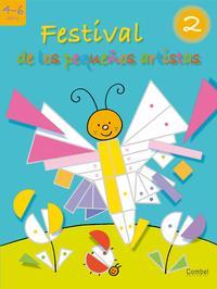 Libro FESTIVAL DE LOS PEQUEÑOS ARTISTAS 1