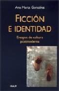 Libro FICCION E IDENTIDAD: ENSAYOS DE CULTURA POSTMODERNA
