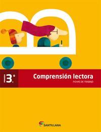 Libro FICHAS COMPRENSION LECTORA ED 2012 3º PRIMARIA