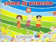 Libro FICHAS DE ATENCION 4