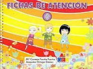 Libro FICHAS DE ATENCION 5