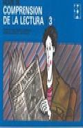 Libro FICHAS DE COMPRENSION DE LA LECTURA 3