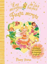 Libro FIESTA SECRETA: SECRETOS DE LAS HADAS